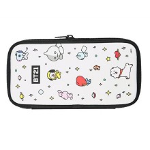 BTS star pen bag pencil bag