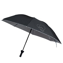 BTS star umbrella