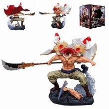 One Piece GK Edward Newgate figure