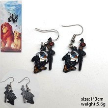 The Lion King anime earrings a pair