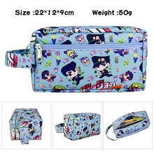 JoJo's Bizarre Adventure anime pen bag pencil bag