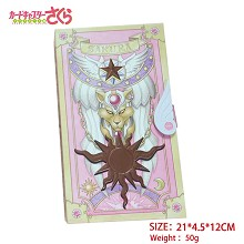 Card Captor Sakura anime clow card tarot cards
