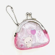 Rilakkuma wallet moneybag coin purse
