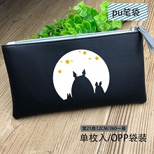 Totoro anime pen bag pencil bag