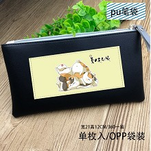 Natsume Yuujinchou anime pen bag pencil bag