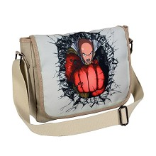 One Punch Man anime satchel shoulder bag