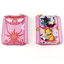 Card Captor Sakura anime wallet