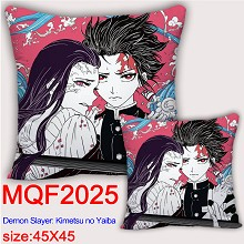 Demon Slayer anime two-sided pillow