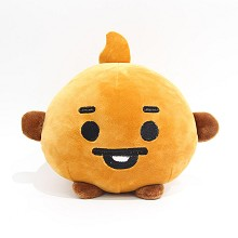8inches BTS21 SHOOKY star plush doll