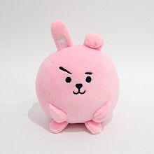 5inches BTS21 COOKY star plush dolls set(10pcs a s...