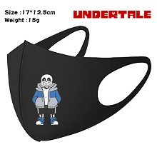 Undertale game mask