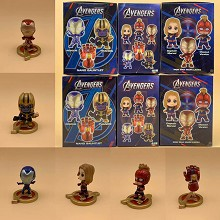 The Avengers figures set(6pcs a set)