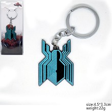 Spider Man anime key chain