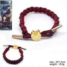 Iron Man anime bracelet