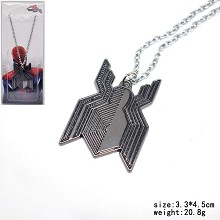 Spider Man necklace