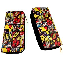 Iron Man long wallet