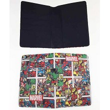 The Avengers Passport Cover Card Case Credit Card ...