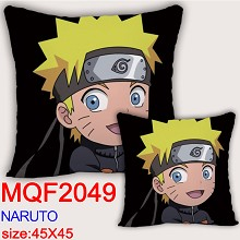 Naruto anime two-sided pillow
