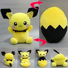 12inches Pokemon anime two-sided plush pillow