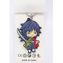 Demon Slayer Tomioka Giyuu anime key chain