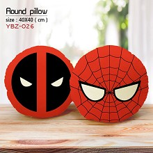 Spider Man round pillow