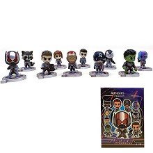 The Avengers figures set(10pcs a set)