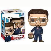 Funko POP 225 Iron Man Tony Stark figure
