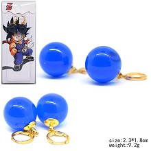 Dragon Ball anime earrings a pair