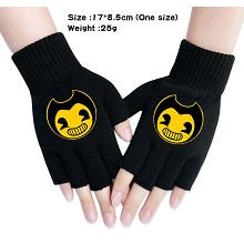 Bendy and the Ink Machine anime cotton gloves a pair