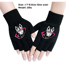Fortnite game cotton gloves a pair