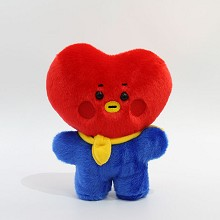 8inches BTS star plush dolls set(12pcs a set)