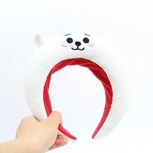 BTs star hair band headband 180x200MM