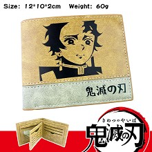 Demon Slayer anime wallet