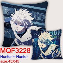 Hunter x Hunter anime two-sided pillow