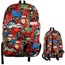 The Avengers backpack bag