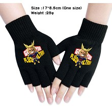 My Hero Academia anime cotton gloves a pair