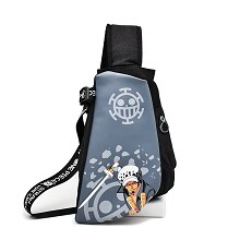 One Piece Law anime chest pack bag