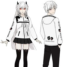 Collection hoppou seiki anime cotton jacket hoodie