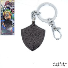 The Legend of Zelda game key chain