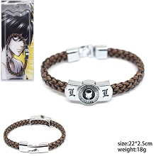 Death Note anime bracelet