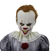 It Chapter Two pennywise cosplay latex mask