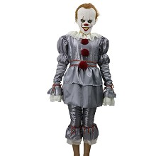 It Chapter Two pennywise cosplay dress cloth