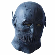 The flash Allen cosplay latex mask