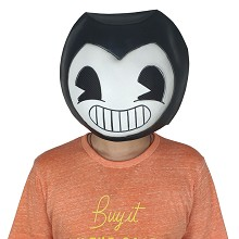 Bendy and the Ink Machine anime cosplay latex mask