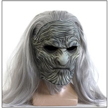 Game of Thrones cosplay latex mask