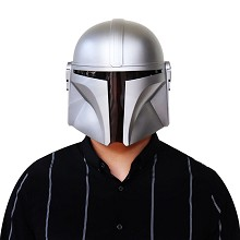 Star wars cosplay PVC mask