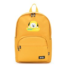 BTS21 star backpack bag