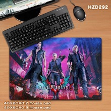 Devil May Cry 5 game big mouse pad