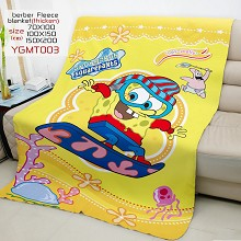 Spongebob anime blanket 1500*1200MM