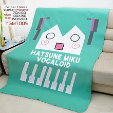 Hatsune Miku anime blanket 1500*1200MM